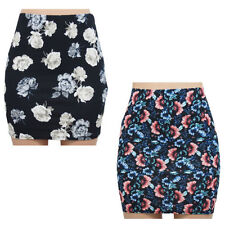 New Look Mini Floral Skirts for Women
