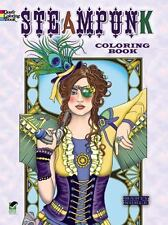 Adult Coloring: Steampunk Designs by Creative Haven Staff and Marty Noble (2013…