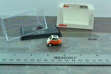 Schuco 452632300 Bmw Isetta Orange Diecast 187 Scale Ho