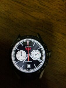 Tag Heuer Carrera Titanium Connected Smart Watch
