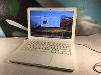 Apple Macbook 2009 A1342 Unibody Laptop 2.26GHZ 2GB / 250GB OS 10.13 High Sierra