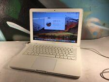 Apple Macbook 2010 A1342 Unibody Laptop 2.4GHZ 4GB / 250GB OS 10.13 High Sierra