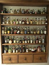 Miniaturflaschen Sammlung