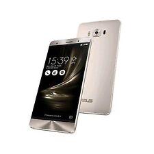 ASUS Zenfone 3 Deluxe 6GB RAM Dual SIM 64GB 4G ZS570KL Gold w/128GB Card