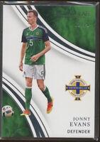 2018-19 Immaculate Soccer JONNY EVANS 72/75 #59