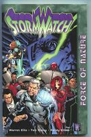 StormWatch Force of Nature 1 TPB Wildstorm 1996 VF 37 38 39 40-42 Warren Ellis