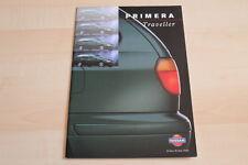 89555) Nissan Primera Traveller Prospekt 04/1998