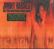 Jimmy Barnes ‎ For The Working Class Man CD+DVD 20th Anniversary RARE BLUE009.5