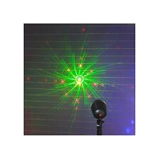 Cosmic Laser projecteur Rouge/Vert P015215 Intérieur/Extérieur Lumières De Noël