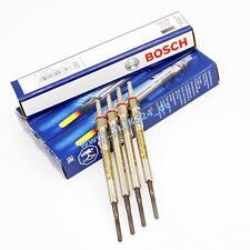 4x Bosch Glühstiftkerzen Duraterm VAG Passat Golf A3 A4 A6 2.0tdi 0 250 403 002