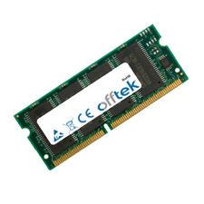 Memoria RAM Toshiba per prodotti informatici Capacità 128MB Velocità bus PC133