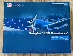 RARE DOUGLAS SBD DAUNTLESS BATTLE OF MIDWAY HM HOBBYMASTER 1:32 BOX HA0209