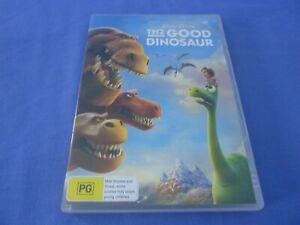 The Good Dinosaur DVD Disney Pixar Region 4