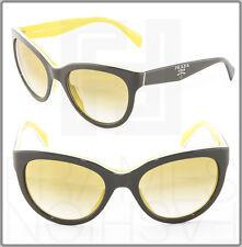 PRADA Sunglasses PR 05PS KA29S1 Grey Yellow 55MM