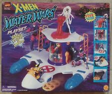 Marvel Comics X-men Water Wars Playset Really Floats in the Water MISB 1997 NEW