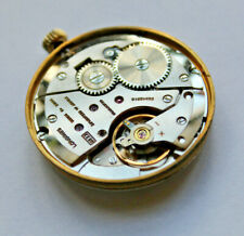 Longines 6922 Watch Movement w/ Dial, Hands. Stem & Crown