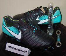 Nike Women's Tiempo Legend VII SG ACC Soccer Shoes, 917804-004, US Size 8