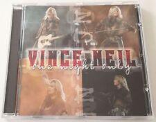 VINCE NEIL (MOTLEY CRUE) ONE NIGHT ONLY CD ALBUM OTTIMO SPED GRATIS SU +ACQUISTI
