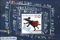 BRD (BR.Deutschland) Block51 (kompl.Ausg.) postfrisch 1999 Kinderblock