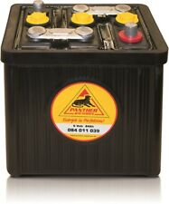 Panther Oldtimer Batterie 6V 84AH 390A(EN) Hartgummi Optik 084011039