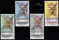 Vaticaan gestempeld 2013 used 1762-1765 - Sede Vacante