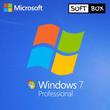 WINDOWS 7 PROFESSIONNEL - 32/64bit - LICENCE - LIVRAISON INSTANTANÉE - Mail