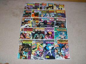 MARVEL COMICS PRESENTS 23 Issue Lot