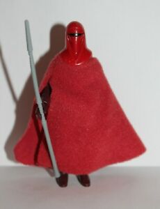 Vintage Star Wars Complete Emperors Royal Guard Figure - 1983 - C9+ - TAIWAN