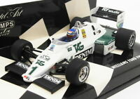 Minichamps 1/43 Scale Model Car 430 830001 - F1 Williams Ford 08C