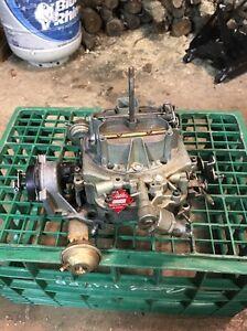 Carburetor AUTOLINE C8097A fits 1978 Ford E-250 Econoline Club Wagon 7.5L-V8