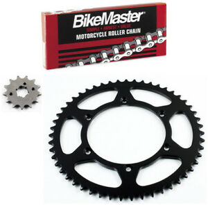 Kawasaki KDX200 C1-C3 86-88 AFAM JT Chain And Sprocket Kit