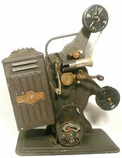 """16mm MOVIEGRAPH * """"PROP"""" PROJECTOR  non-working for MOVIE ROOMS, DISPLAY, DINERS"""