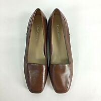Enzo Angiolini Womens Liberty Flats Slip On Loafers Size 6.5