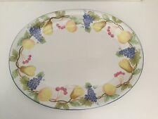 """R. B. Bernarda Portugal 16"""" Oval Platter"""