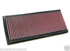 K&N AIR FILTER REPLACEMENT FOR MERCEDES S320 L6-3.2L 1994-99
