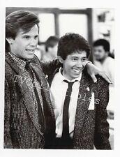 7x9 TV Press Photo HARD COPY ~ 1986 ~ Michael Gates ~ Dean Devlin