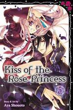 Kiss of the Rose Princess, Vol. 3: By Shouoto, Aya