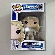 White Canary Funko Pop