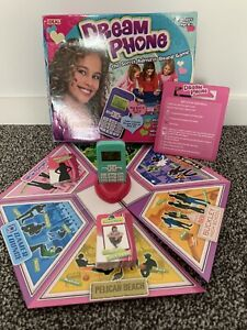Dream Phone Secret Admirer Board Game By Ideal