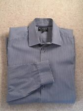 """Marks and Spencer Autograph Pure Cotton Long sleeve striped shirt - 16"""""""