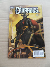 Crusades , The 2 . DC / Vertigo 2001 . VF