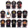 Anthrax T Shirt All Kings State Of Euphoria Band Logo Mens New Official
