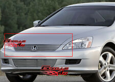 Fits Honda Accord Coupe Billet Grille Insert 06-07
