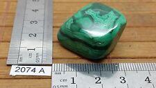 MALACHITE pierre roulee mineraux lithotherapie collection soin reiki déco wicca