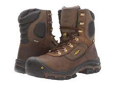 New in box KEEN Utility Men's Leavenworth 400G Waterproof Work Boot Size 11 EE