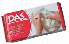 Das blanco de secado con aire Craft modelado de arcilla 1000gram Pack-libre de orugas 48 Post