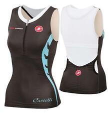 Castelli Women's Body Paint W Triathlon Tri Singlet Size Small New
