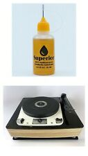 Best Quality 100% Synthetic Lubricant For Garrard and All vintage turntables