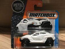 Matchbox Turn Tamer weiß Neu/OVP Geländewagen Auto Car MBX Mattel Allrad 4x4 Toy