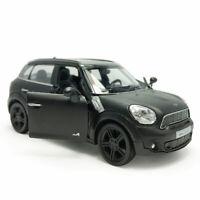 1:36 Mini Cooper S Countryman Sedan Model Car Diecast Toy Vehicle Gift Black